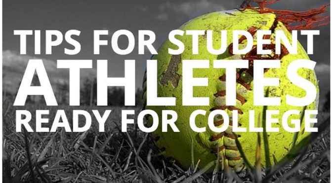 Tips for Student-Athletes